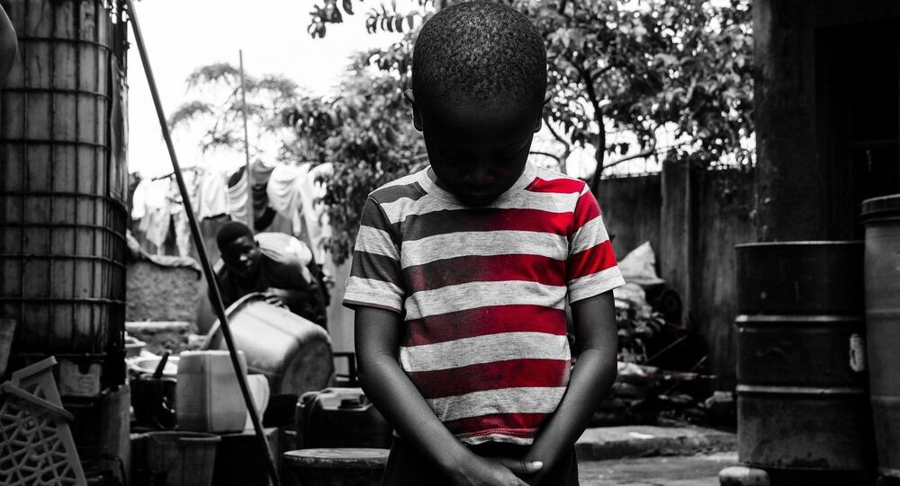 Enfant Afrique