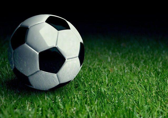 Un ballon de foot (image d'illustration)