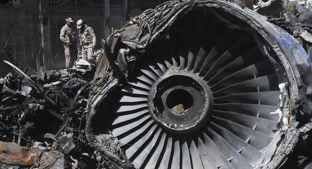 Crash d'Airbus au Pakistan
