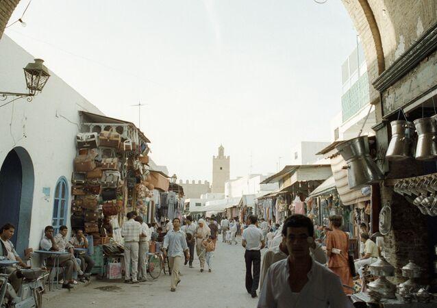 La cité de Kairouan (Tunisie), connue pour son caractère historique et religieux