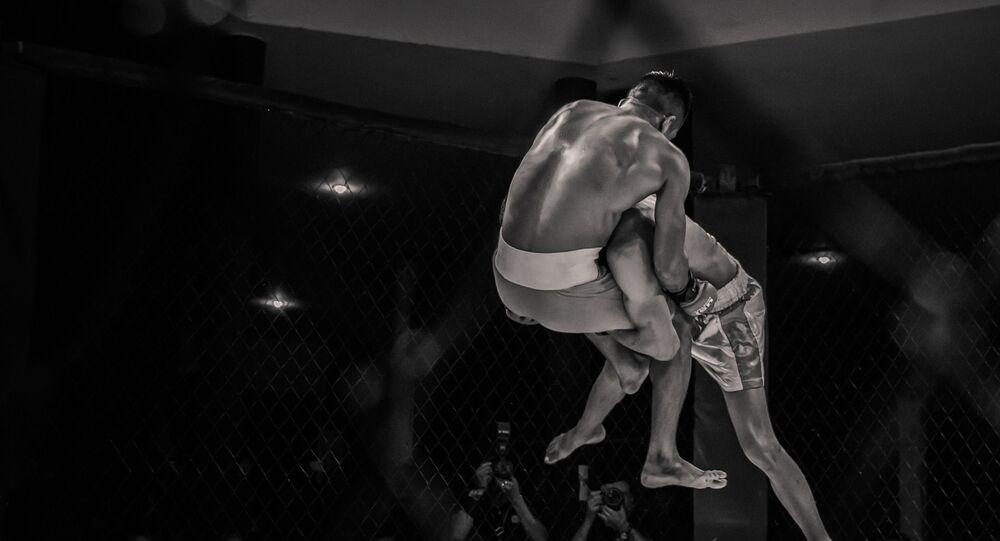 Un combat (image d'illustration)