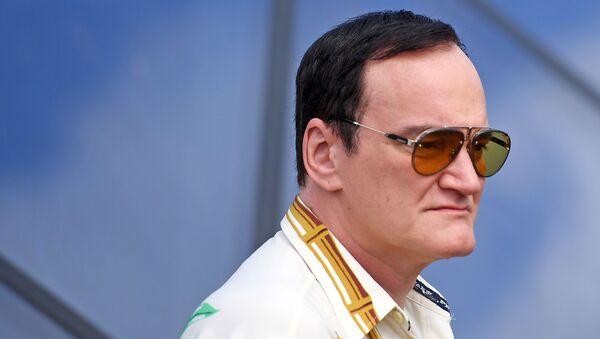 Quentin Tarantino à Moscou, archives - Sputnik France