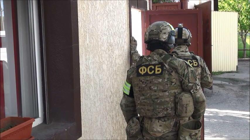 Opération en Ingouchie, le 30 mai 2020