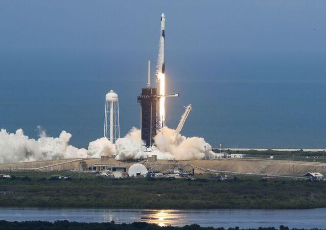 Une fusée SpaceX avec deux astronautes à bord décolle le samedi 30 mai depuis le centre spatial Kennedy