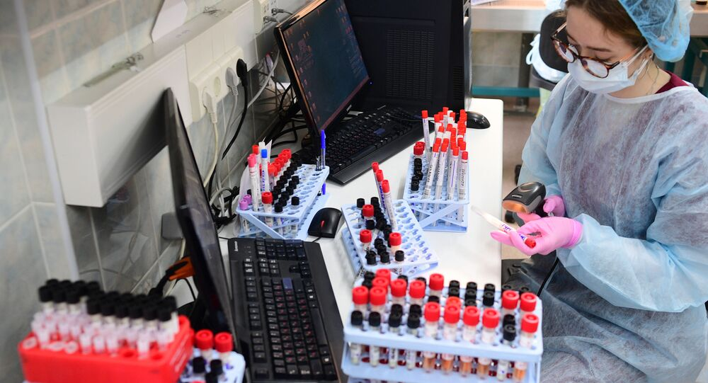 Un laboratoire (image d'illustration)