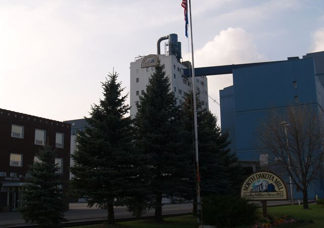 Grand Forks, dans le Dakota du Nord (image d'illustration)