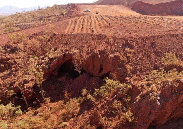 Une société minière détruit des grottes aborigènes vieilles de 46.000 ans