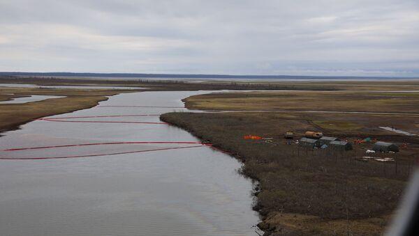 Déversement de produits pétroliers à Norilsk - Sputnik France