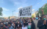Manifestation Adama Traoré 2 juin 2020