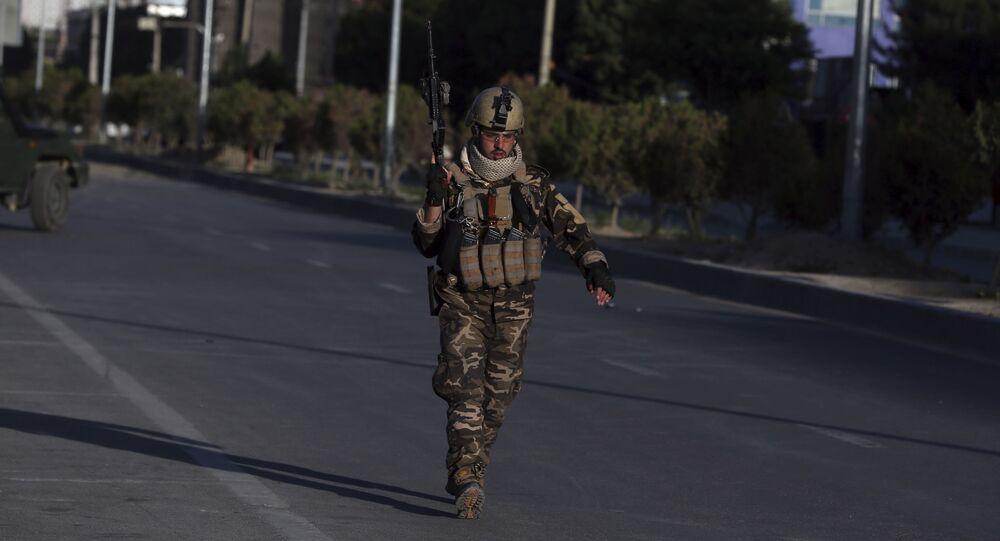 Un militaire en Afghanistan (photo d'archives)