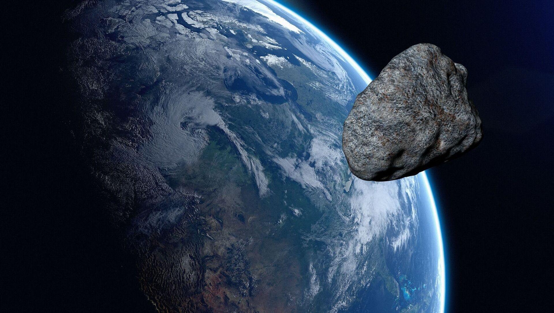 Un astéroïde  - Sputnik France, 1920, 12.08.2021