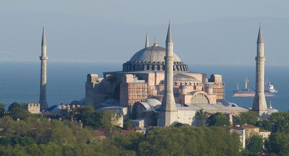 La basilique Sainte-Sophie