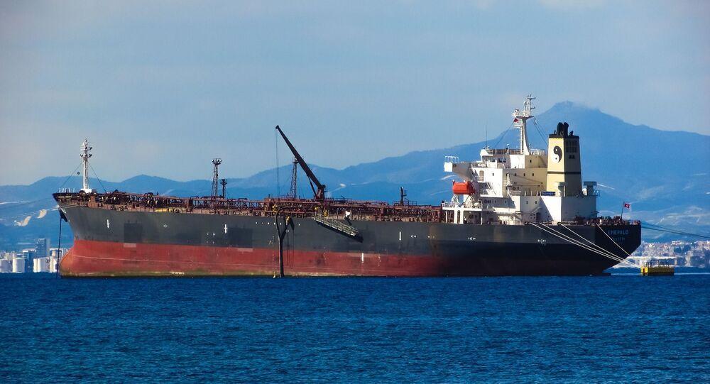 Un pétrolier (image d'illustration)