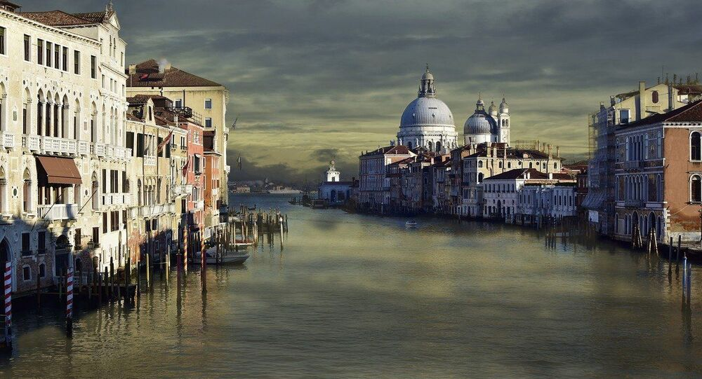 Venise, image d'illustration
