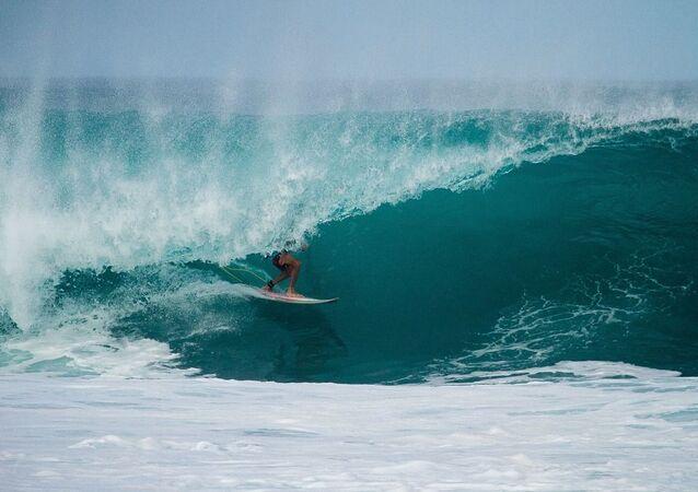 Surfeur, image d'illustration