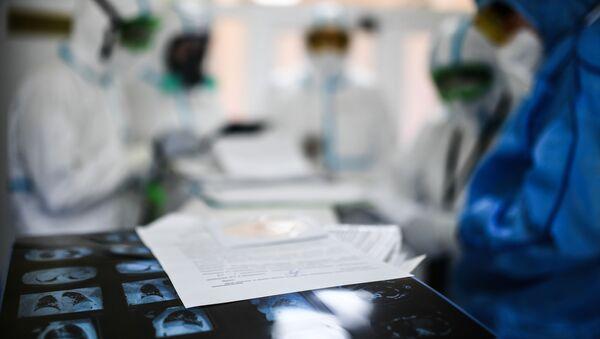 Des médecins (image d'illustration) - Sputnik France