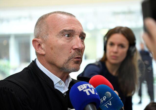 L'avocat Laurent-Franck Liénard