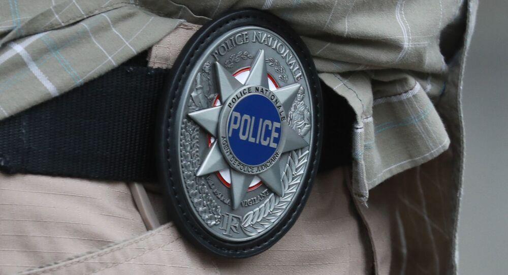 Signe de police