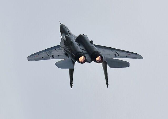 Un chasseur MiG-35
