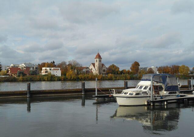 Huningue, Haut-Rhin