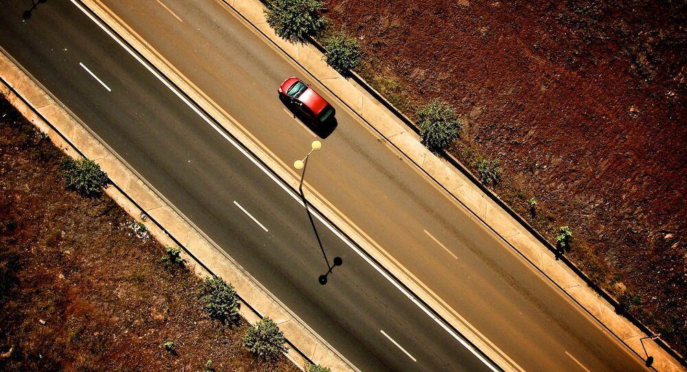 Une autoroutes au Sénégal, image d'illustration