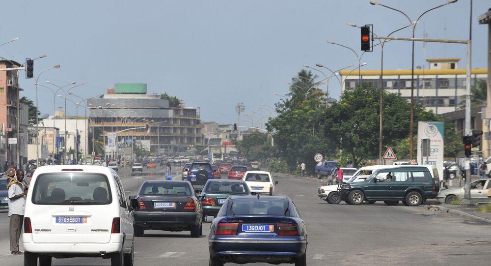Boulevard Valery Giscard d'Estaing, Abidjan
