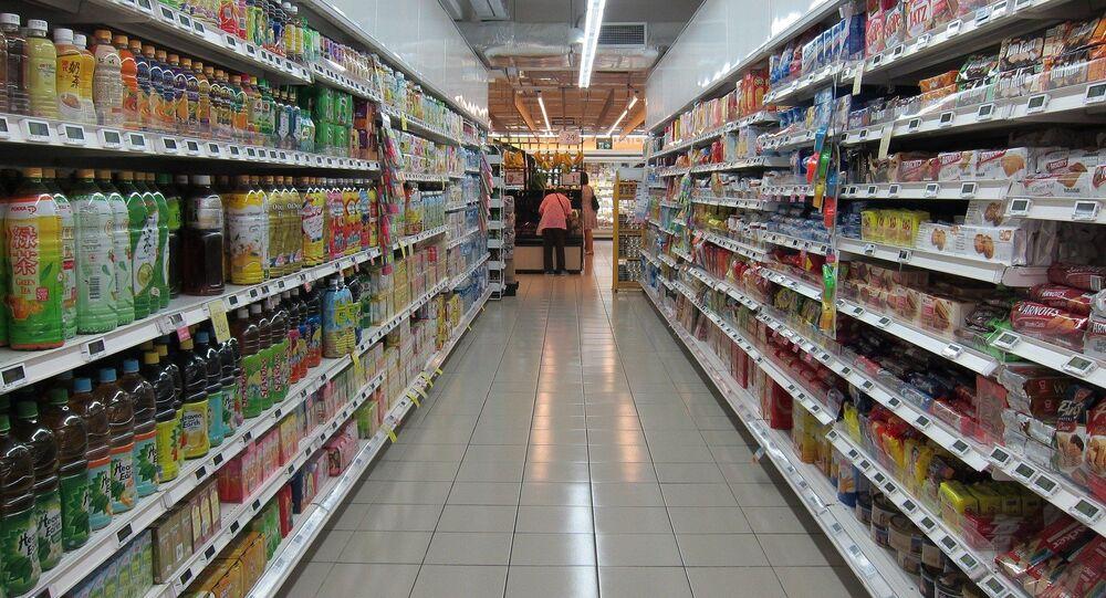 Dans un magasin (image d'illustration)