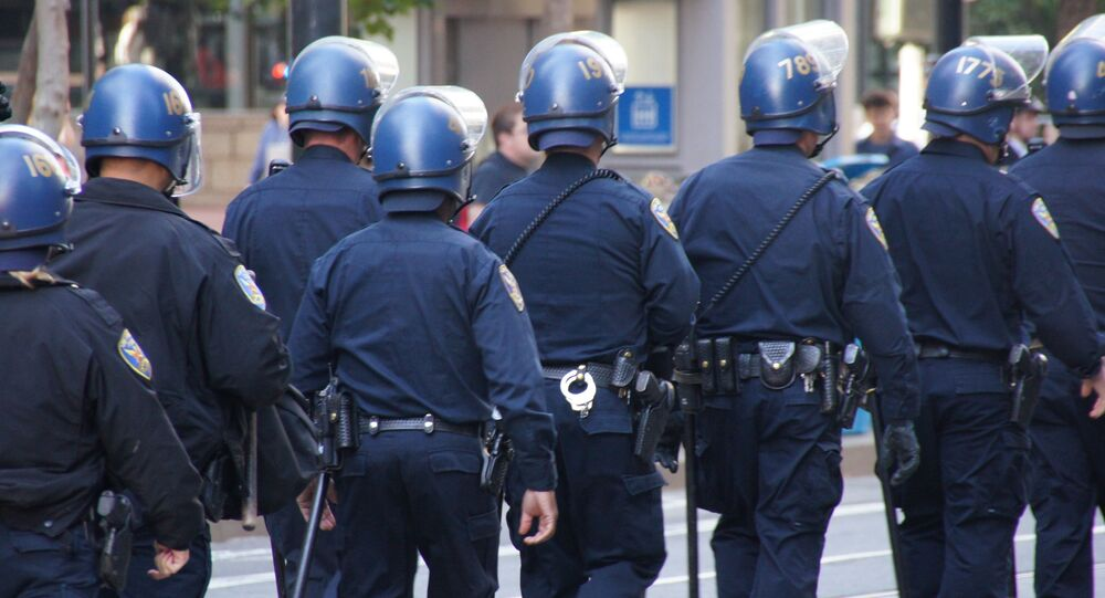 La police de San Francisco (archive photo)