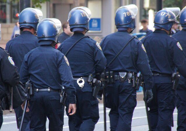 La police de San Francisco (archive photo)
