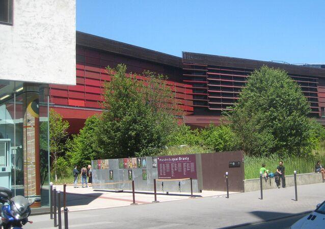 Musée du Quai Branly à Paris