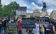 Une nouvelle journée de mobilisation contre le racisme à Paris, le 13 juin 2020