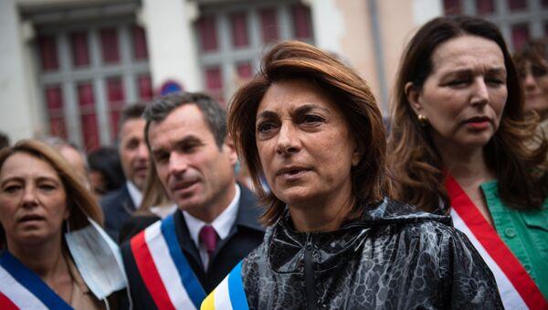 Candidate du parti Les Républicains pour les prochaines élections municipales à Marseille - Sputnik France