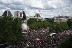 Nouvelle mobilisation contre le racisme et les violences policières à Paris, le 13 juin