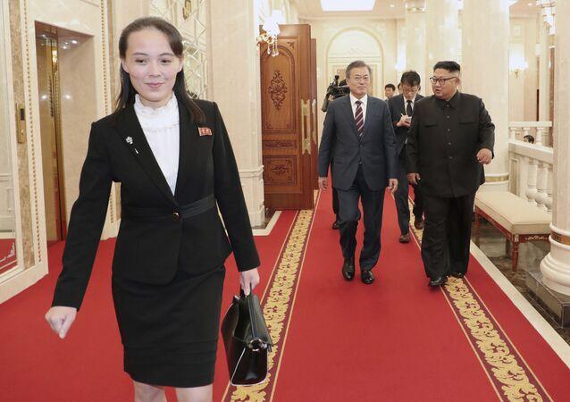 Kim Yo-jong, sœur de Kim Jong-un