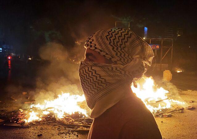 Soulèvement à Beyrouth
