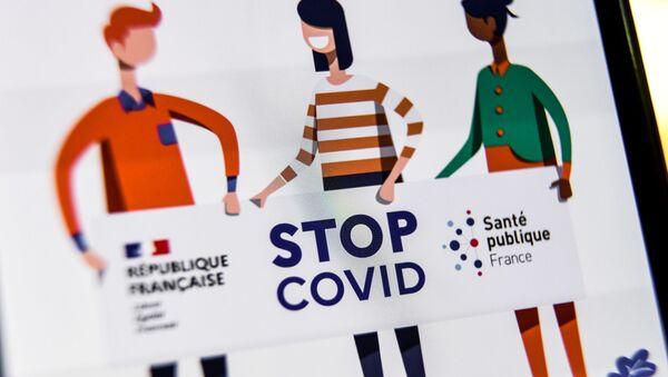 StopCovid - Sputnik France