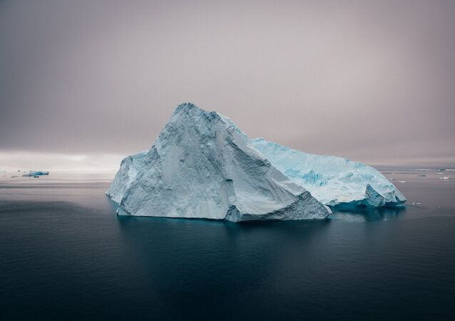 Un iceberg (image d'illustration)