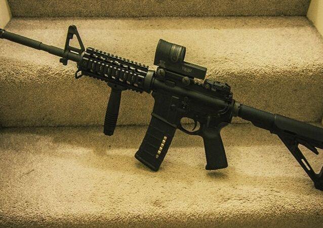Un Colt M4