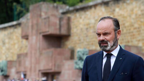 Édouard Philippe, le 18 juin 2020 - Sputnik France