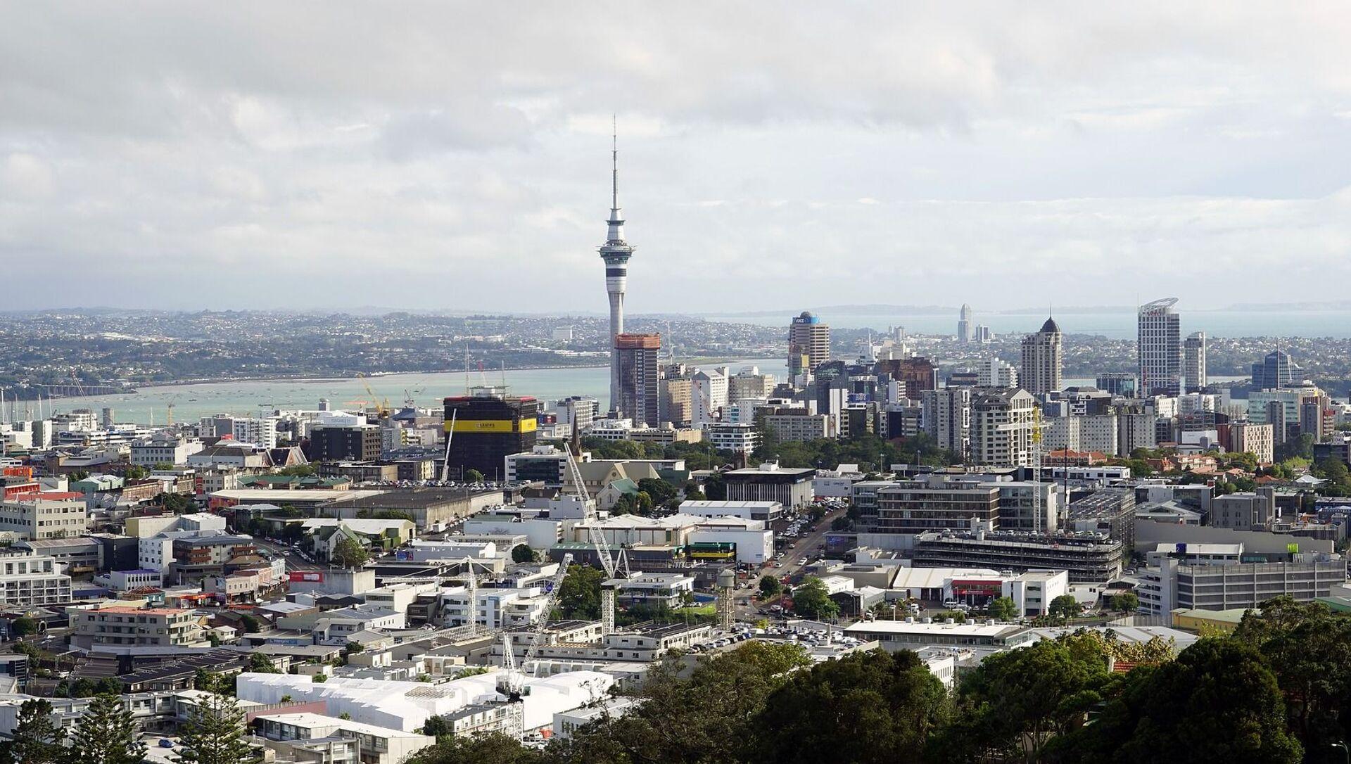 Auckland - Sputnik France, 1920, 06.09.2021