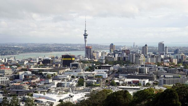 Auckland - Sputnik France