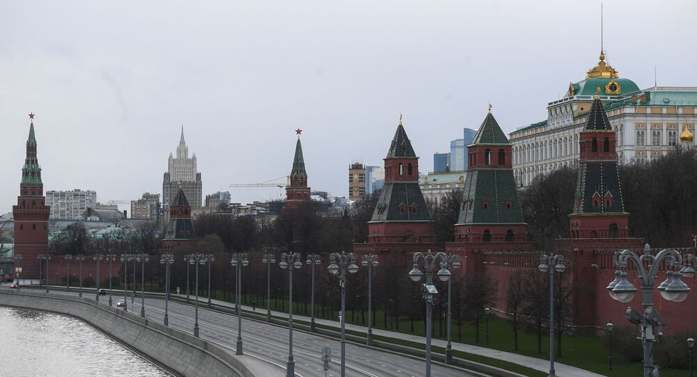 Le Kremlin de Moscou (archive photo)
