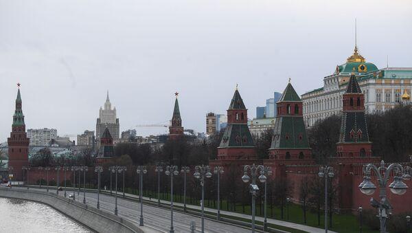 Le Kremlin de Moscou (archive photo) - Sputnik France
