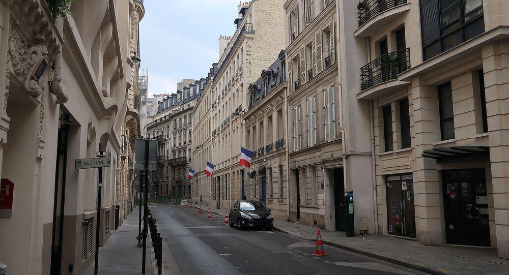 Siège de l'IGPN, 11 rue Cambacérès (8e arrondissement de Paris).