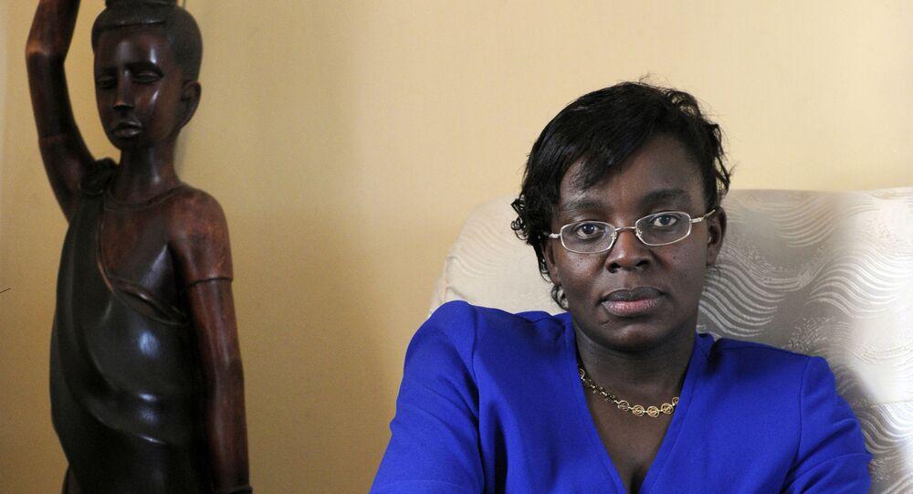 Victoire Ingabire Umuhoza