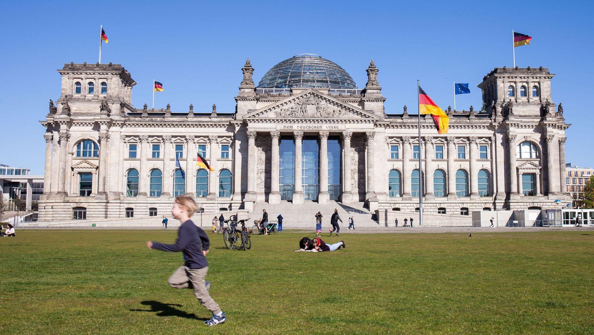 Reichstag - Sputnik France, 1920, 12.09.2021