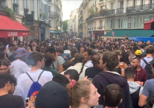 La Fête de la Musique à Paris, 21 juin 2020