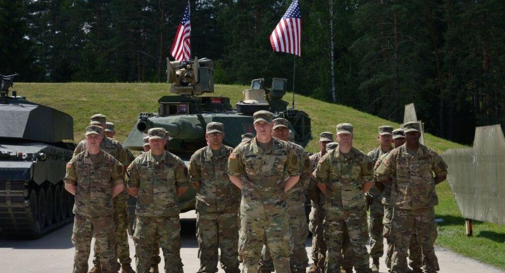 Des soldats US en Allemagne (photo d'archives)