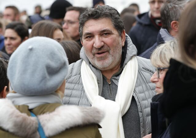 Christian Chouviat, le 12 janvier 2020