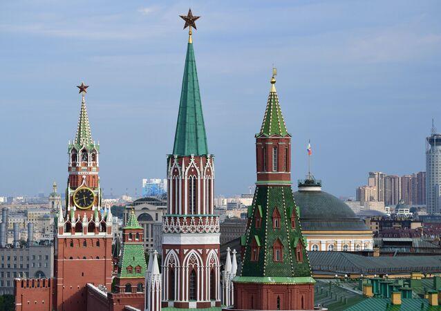 Le Kremlin, Moscou
